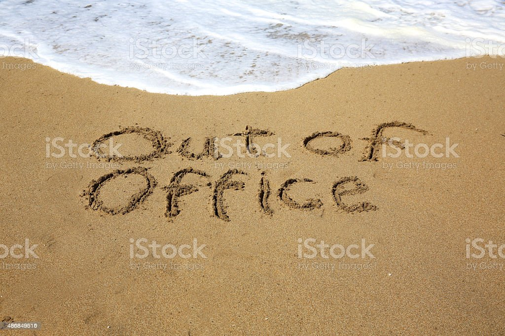 Out of office – Foto