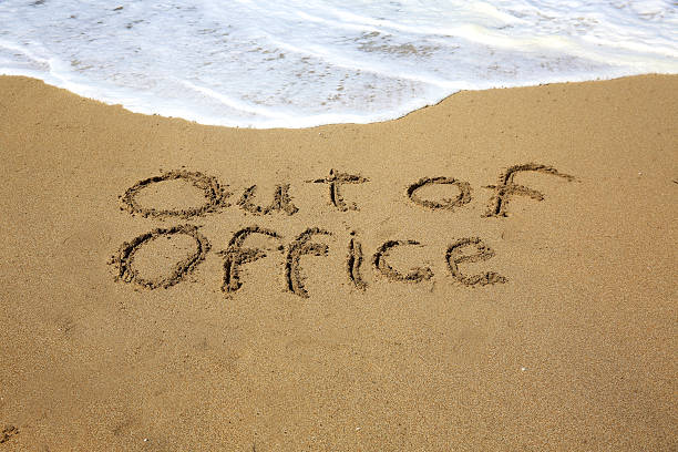out of office - after work stock photos and pictures