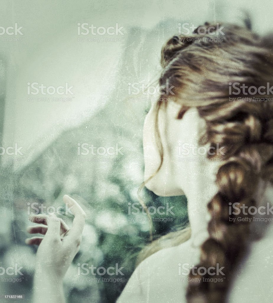 Out of Reach royalty-free stock photo