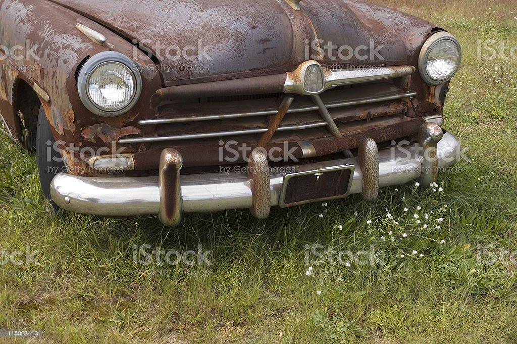 Out to Pasture stock photo