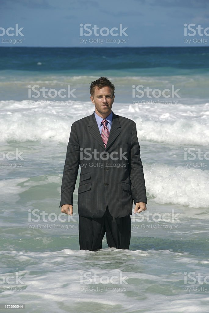 Out to Sea royalty-free stock photo