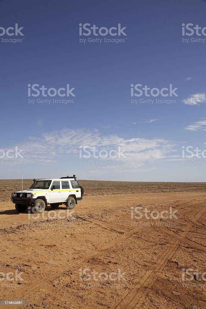Outback Australia royalty-free stock photo