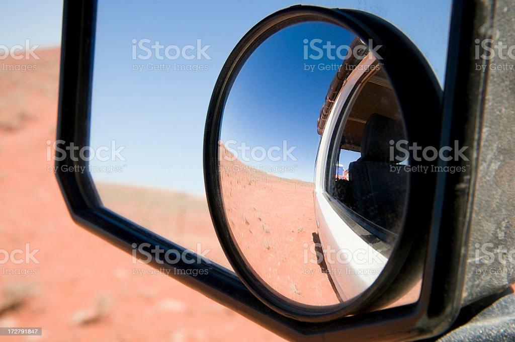 Outback Roadtrip stock photo