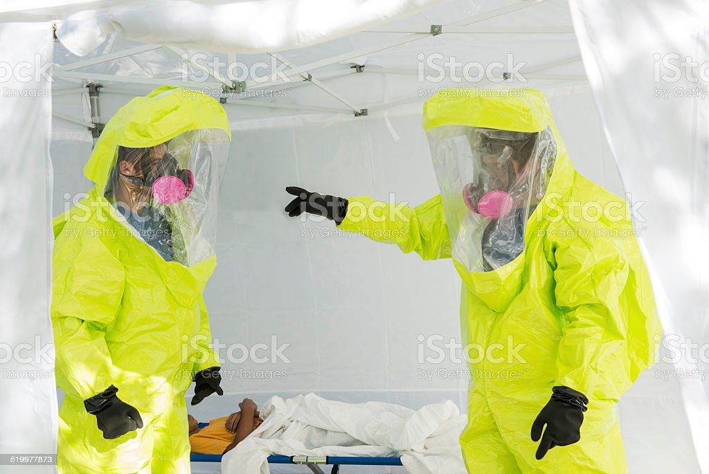 Outbreak stock photo