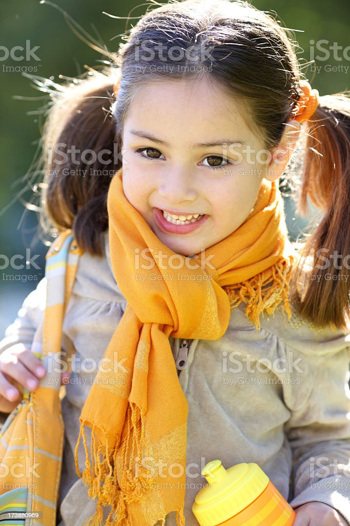 outdoor activity royalty-free stock photo