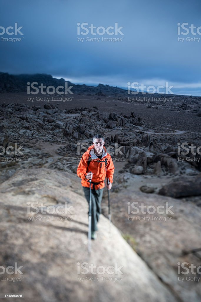 outdoor adventure royalty-free stock photo