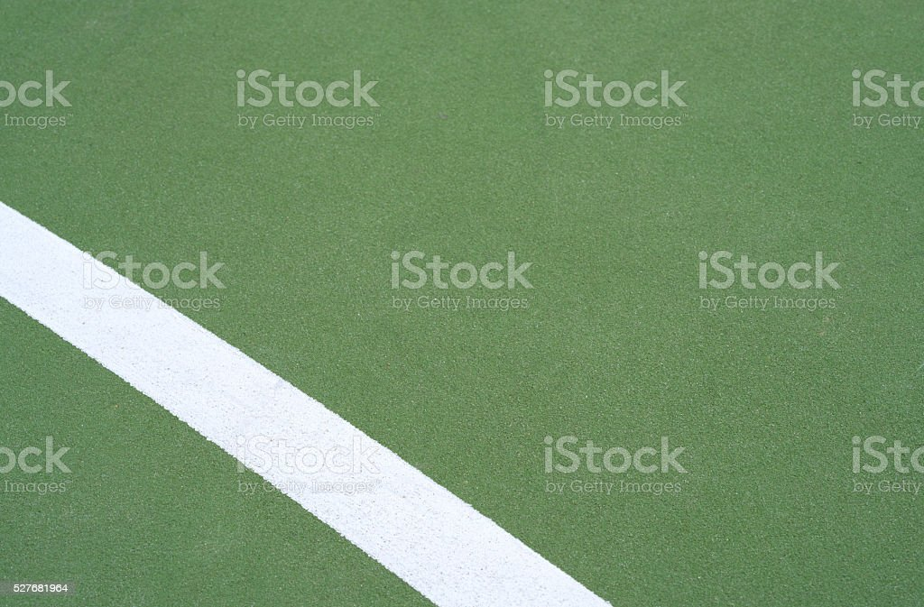 Outdoor basketball court floor stock photo