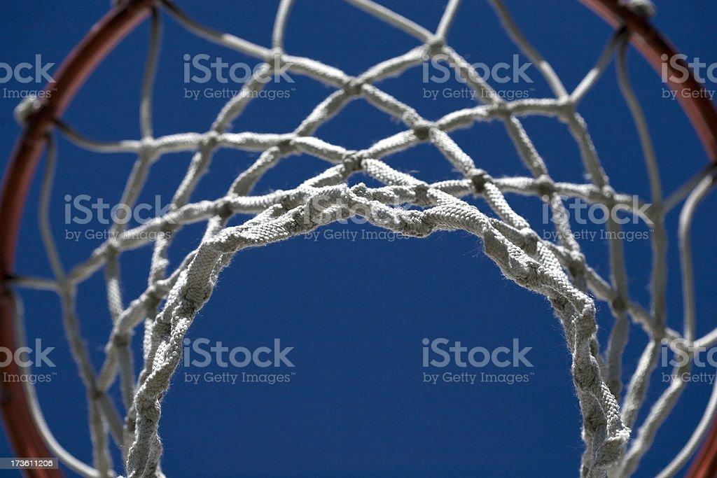outdoor basketball royalty-free stock photo