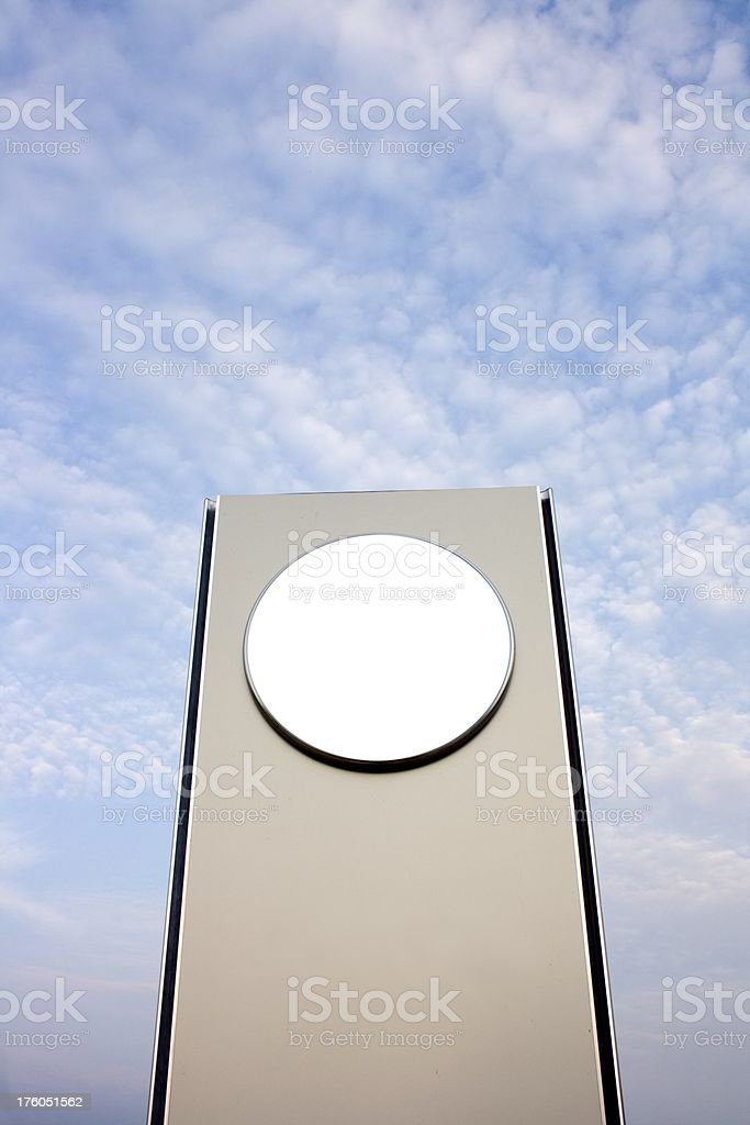 outdoor business logo stock photo