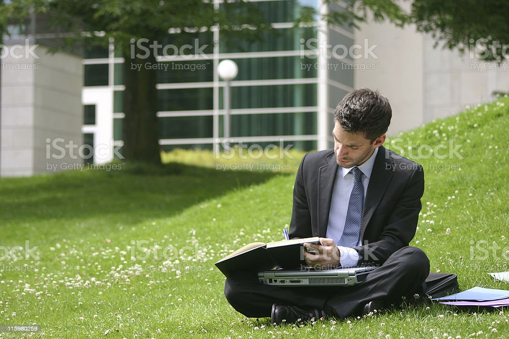 outdoor business royalty-free stock photo