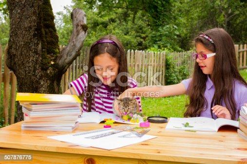 818512928istockphoto Outdoor education 507876775