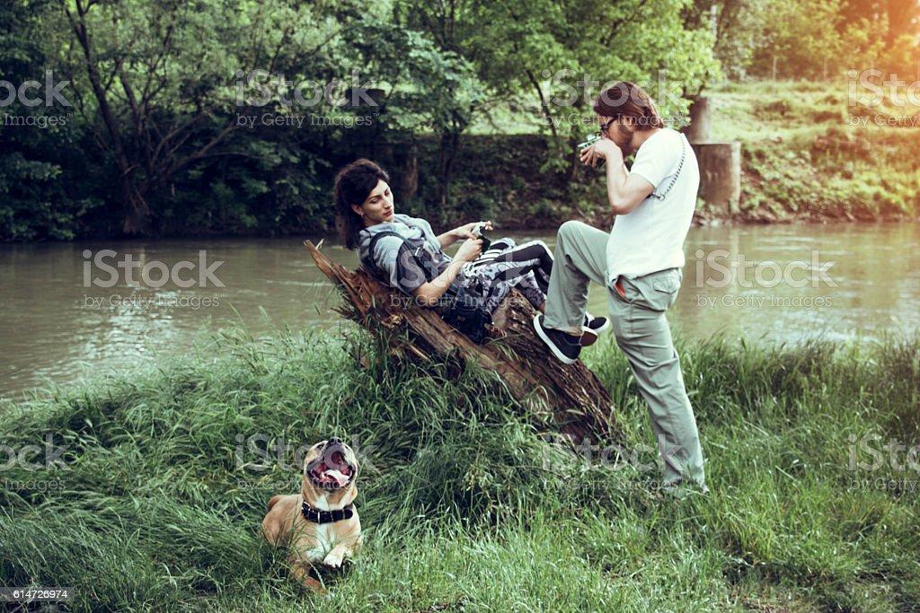 outdoor enjoyment
