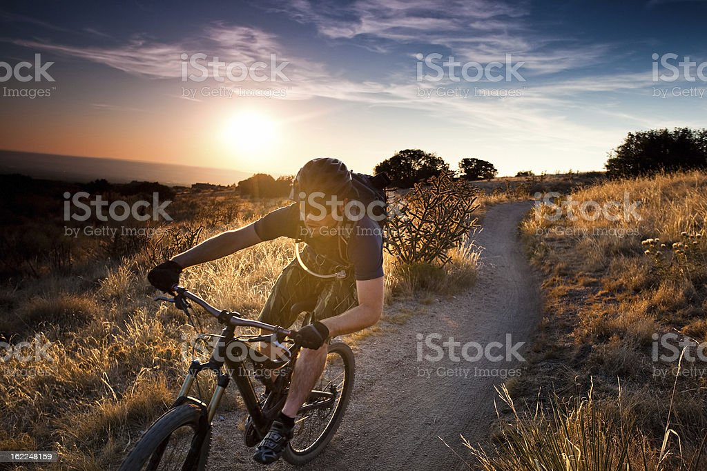 outdoor fitness lifestyle stock photo