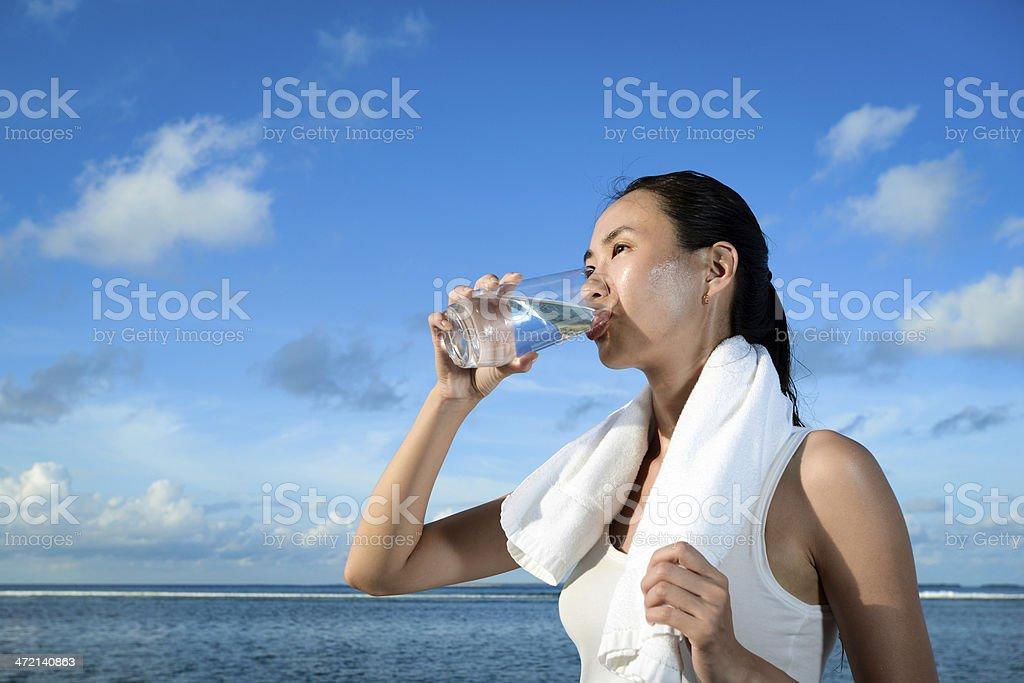 Outdoor Fitness stock photo