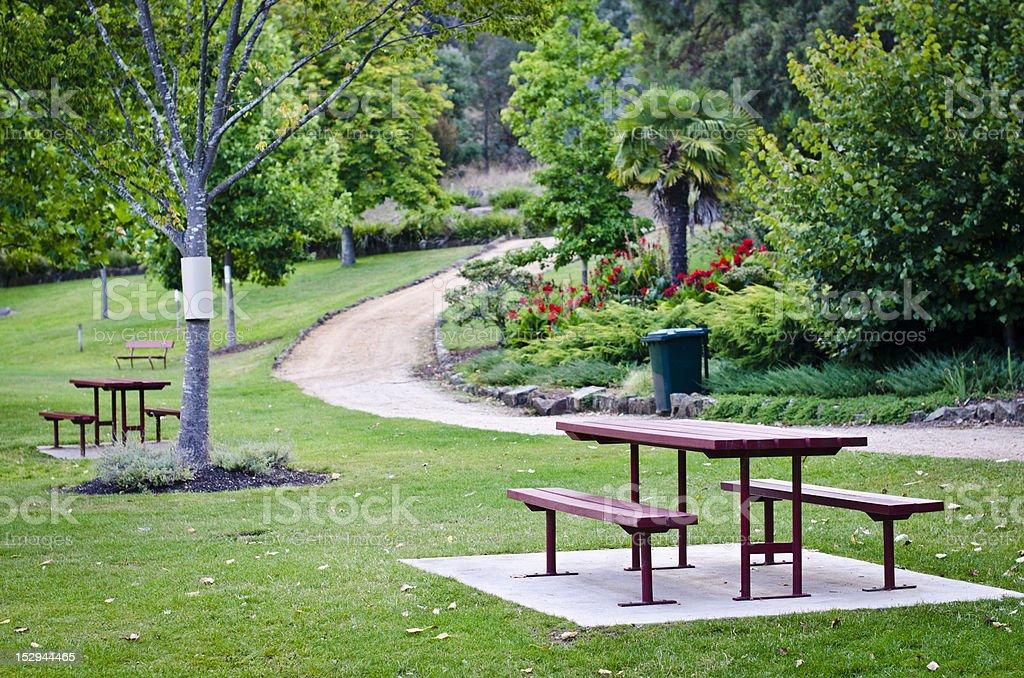 Juego De Muebles De Exterior En Park Reserva De Punchbowl Launceston ...