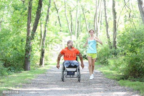 istock outdoor joggers 454311115