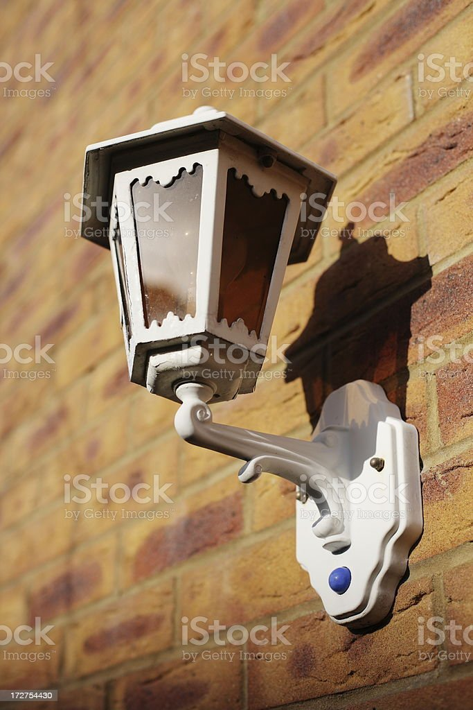 Outdoor Light stock photo