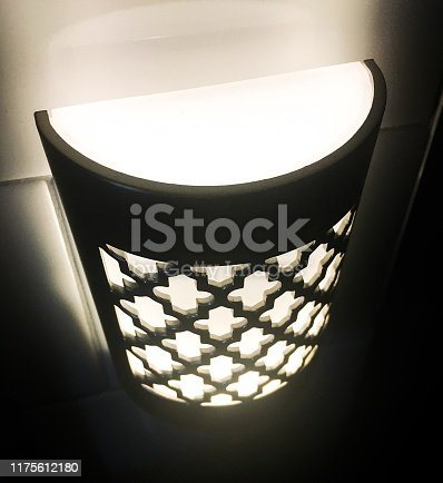 Night light outdoor light