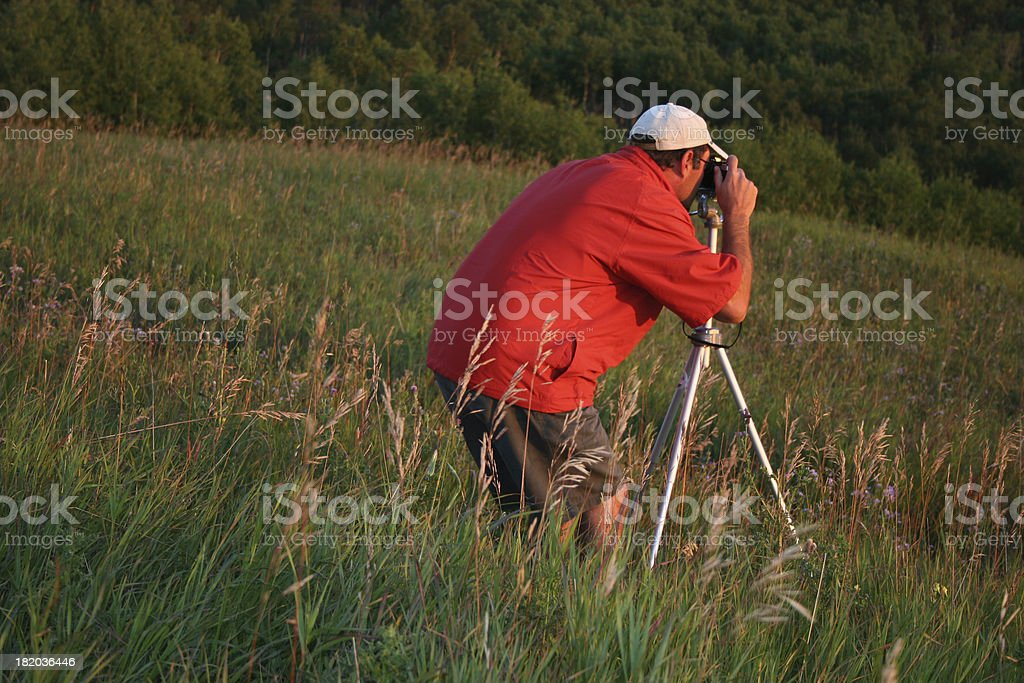 Outdoor Photgraphy royalty-free stock photo