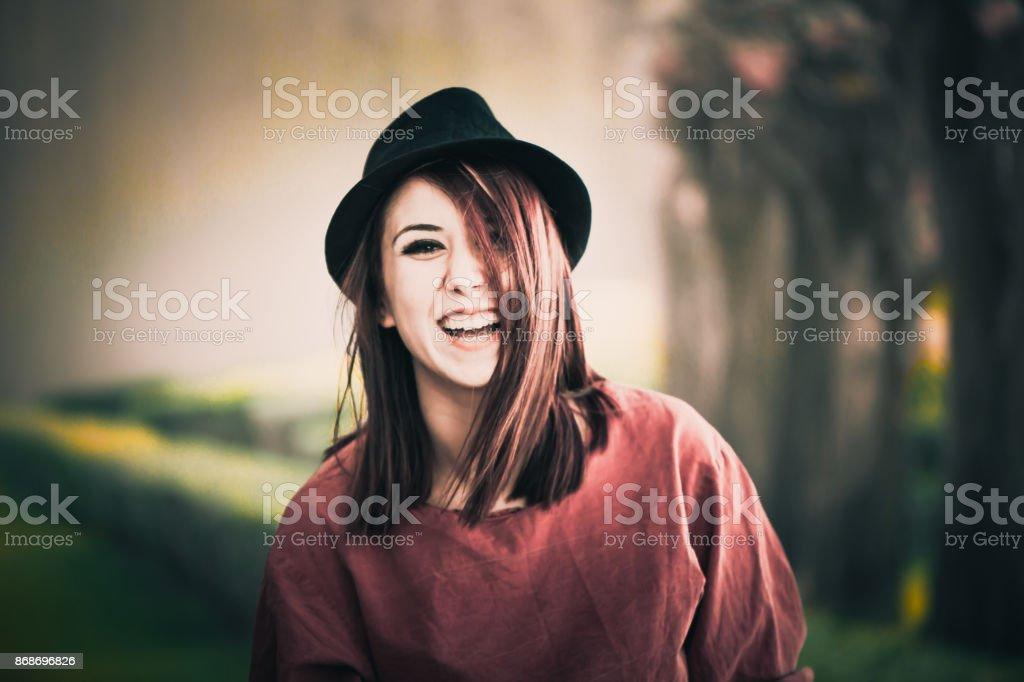 Portraits im freien – Foto