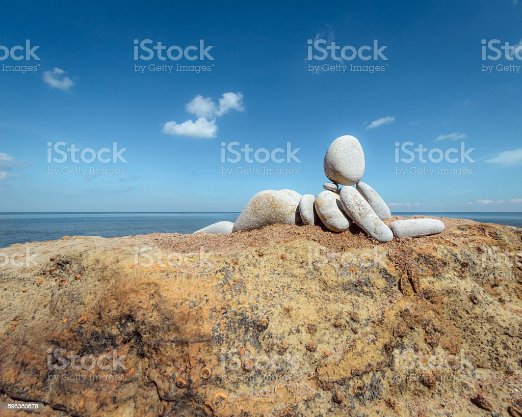 Outdoor relaxation time royalty-free stock photo