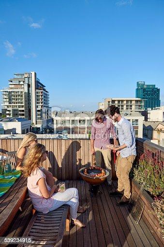 696841580istockphoto Outdoor roof skewer barbeque 539234915