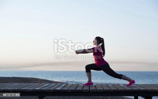 638688656 istock photo Outdoor runner 467573189
