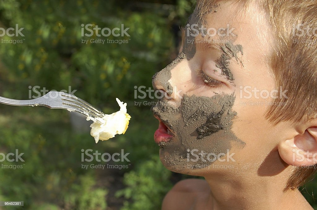 outdoor snack royalty-free stock photo