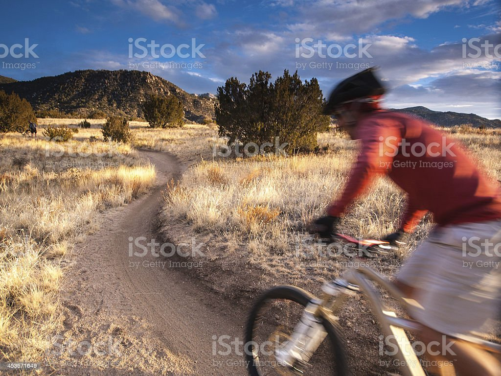 outdoor sports and adventure motion royalty-free stock photo