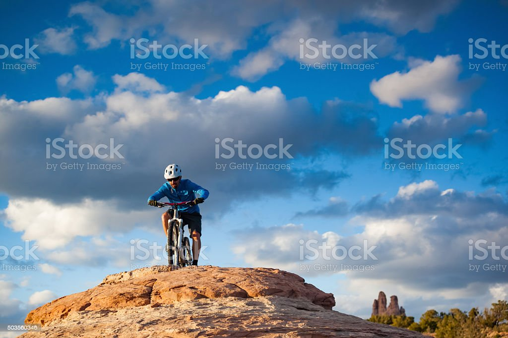 outdoor sports and landscape sky stock photo