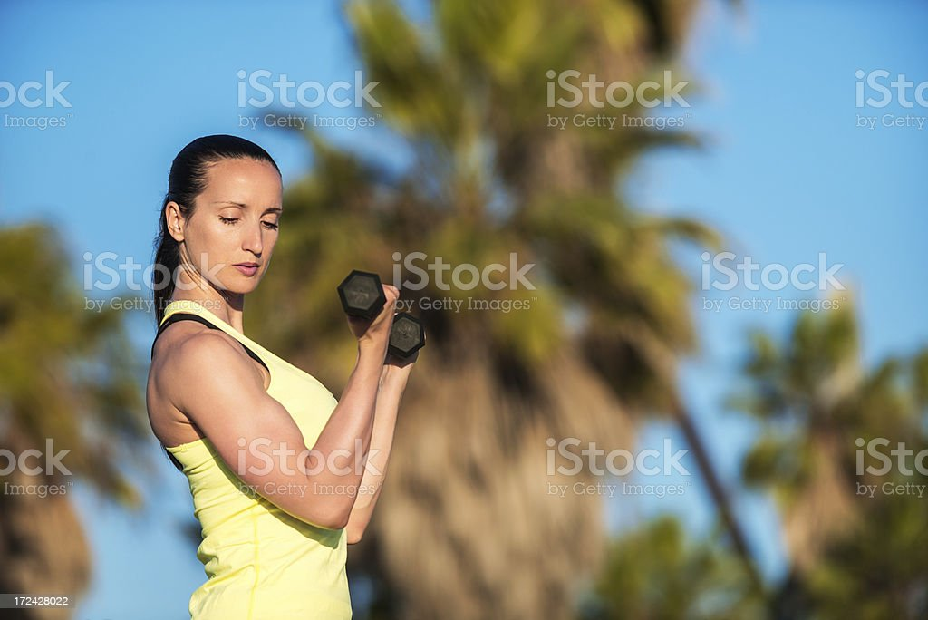 Outdoor sports lifestyle royalty-free stock photo