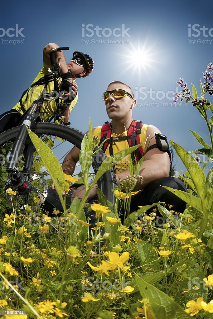 Outdoor Sports royalty-free stock photo
