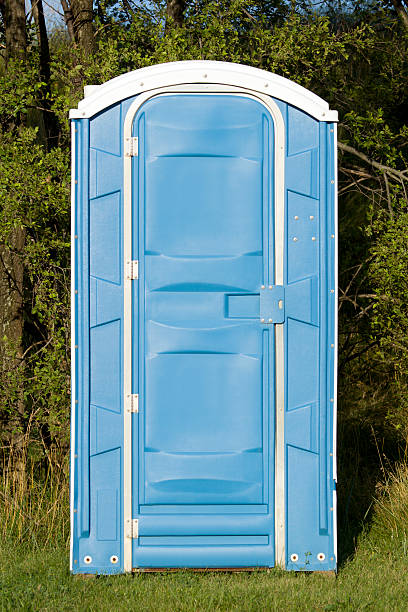 Outdoor Toilet  portable toilet stock pictures, royalty-free photos & images