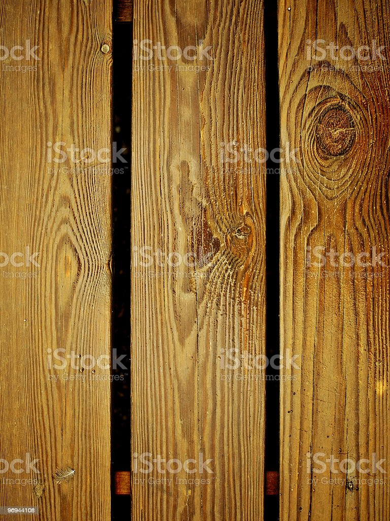 Outdoor Wood Background royalty-free stock photo