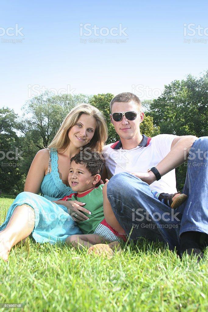 outdoors royalty-free stock photo