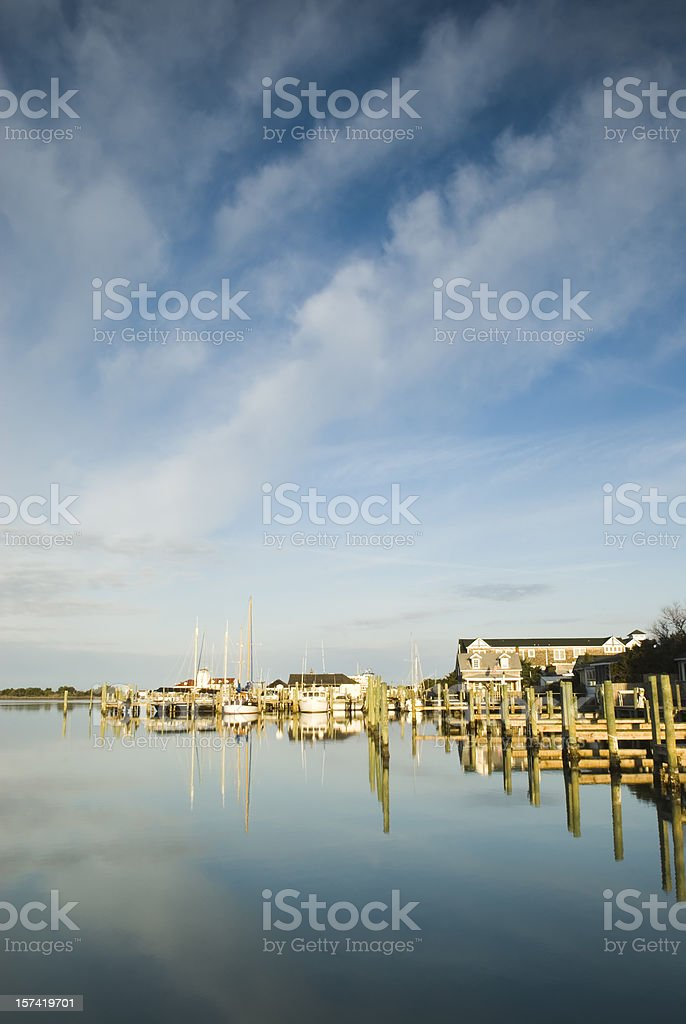Outer Banks morning - I stock photo