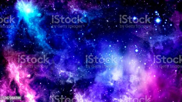 Photo of Outer space, universe, nebula, star cluster, bright, Astronomy, science