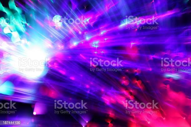 Outerspace Explosion Stock Photo - Download Image Now