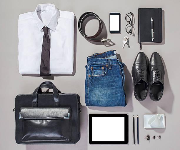 roupa de homem de negócios. - blusa roupa - fotografias e filmes do acervo