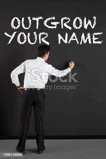 istock Outgrow your name 1096149958