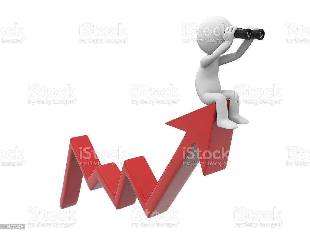 Outlook stock photo