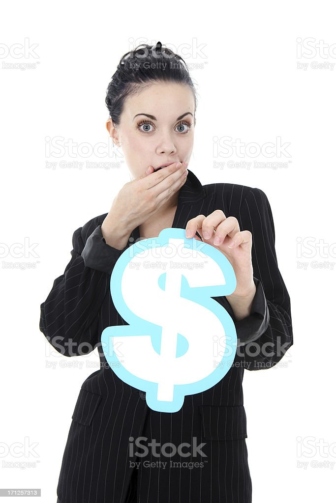 Outrageously Cheap royalty-free stock photo