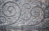 istock Outside door ornament - Notre Dame, Paris, France 531251472
