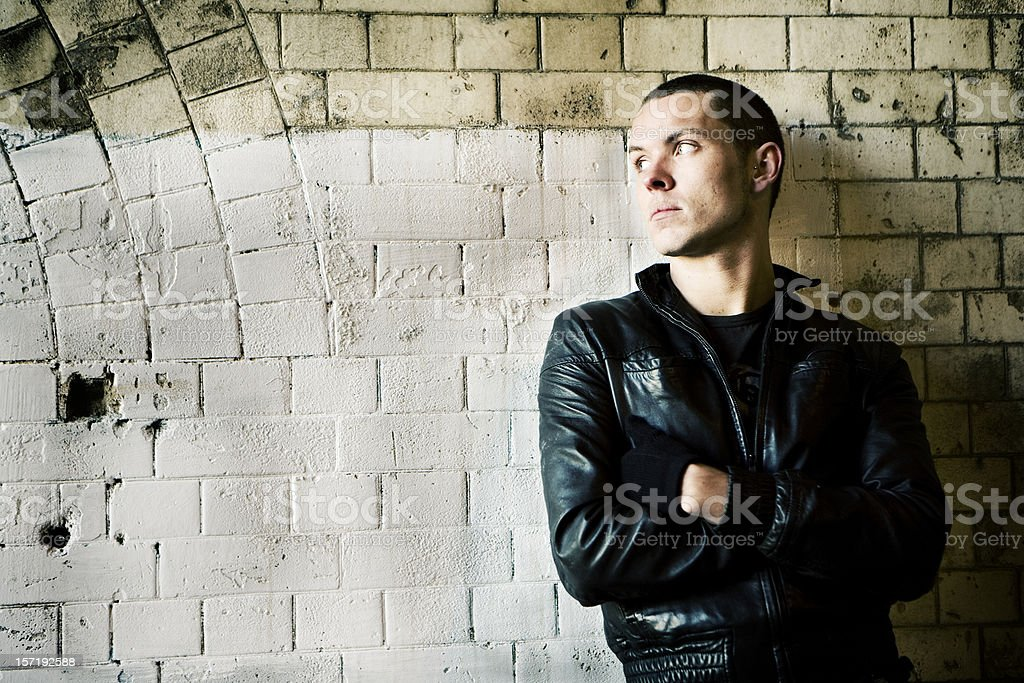outside looking in royalty-free stock photo