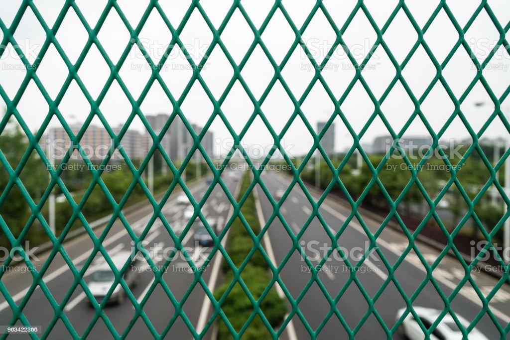 En dehors de la cage - Photo de Abstrait libre de droits