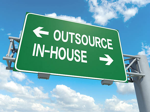outsource inhouse – Foto