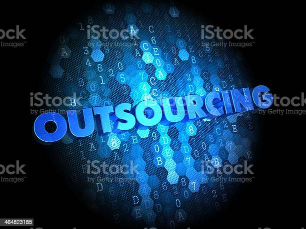 Outsourcing concept on digital background picture id464823185?b=1&k=6&m=464823185&s=612x612&h=ezy9jes0miyhezgixmmch6hlkxkrnrjgsyhkubnptum=