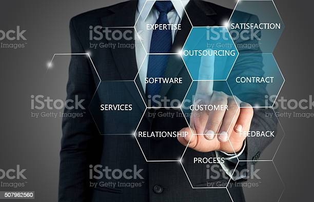 Outsourcing concept on touch screen picture id507962560?b=1&k=6&m=507962560&s=612x612&h=yyad4plth2fvehuklzhpqdd4axj5sr7olbae1olkx3m=