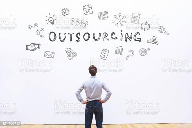 Outsourcing concept picture id874700712?b=1&k=6&m=874700712&s=612x612&h=11tw2y9bavnxczxyhltmjzygib6vajpbllrbwhdjzza=