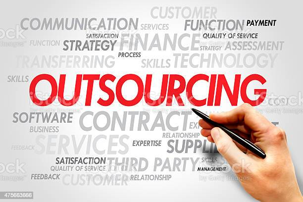 Outsourcing Stock Photo - Download Image Now